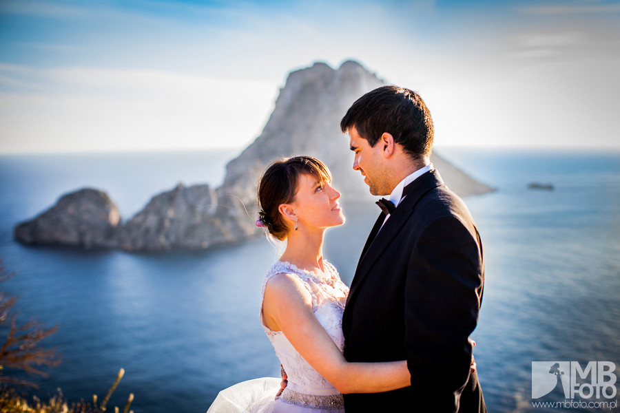 Ewa i Victor plener 102 Ewa i Victor | Ibiza | plener ślubny dzień 1