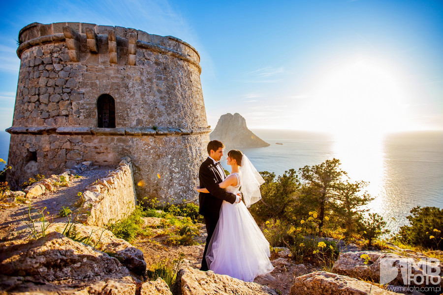 Ewa i Victor plener 103 Ewa i Victor | Ibiza | plener ślubny dzień 1