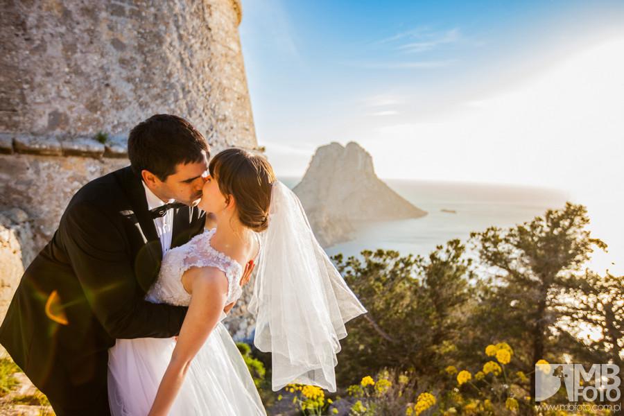Ewa i Victor plener 106 Ewa i Victor | Ibiza | plener ślubny dzień 1
