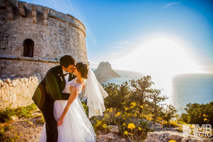 Ewa i Victor plener 107 Ewa i Victor | Ibiza | plener ślubny dzień 1