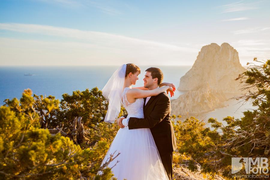 Ewa i Victor plener 112 Ewa i Victor | Ibiza | plener ślubny dzień 1