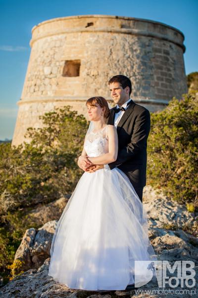 Ewa i Victor plener 116 Ewa i Victor | Ibiza | plener ślubny dzień 1