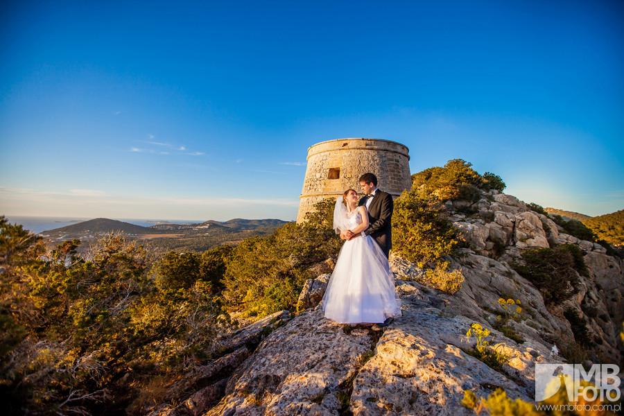 Ewa i Victor plener 118 Ewa i Victor | Ibiza | plener ślubny dzień 1