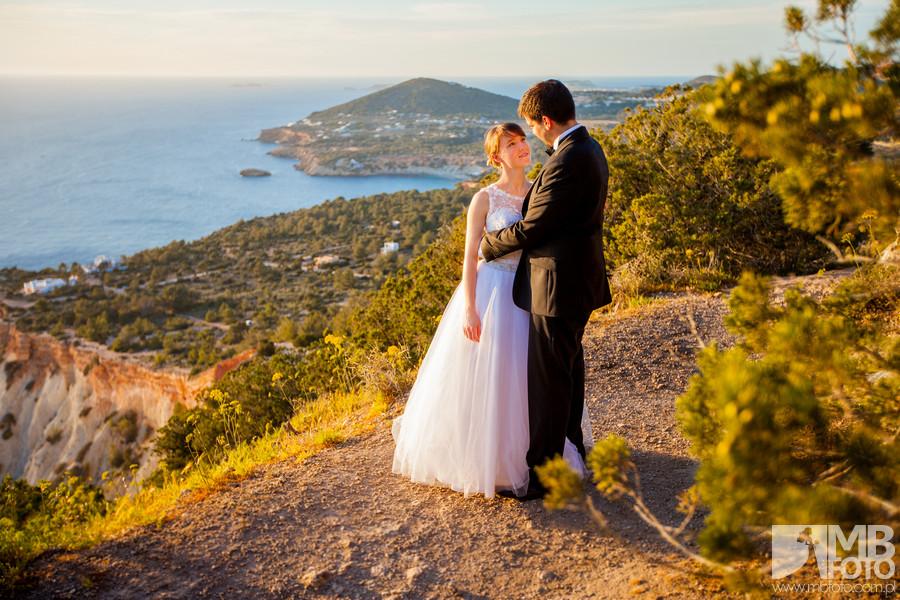 Ewa i Victor plener 119 Ewa i Victor | Ibiza | plener ślubny dzień 1