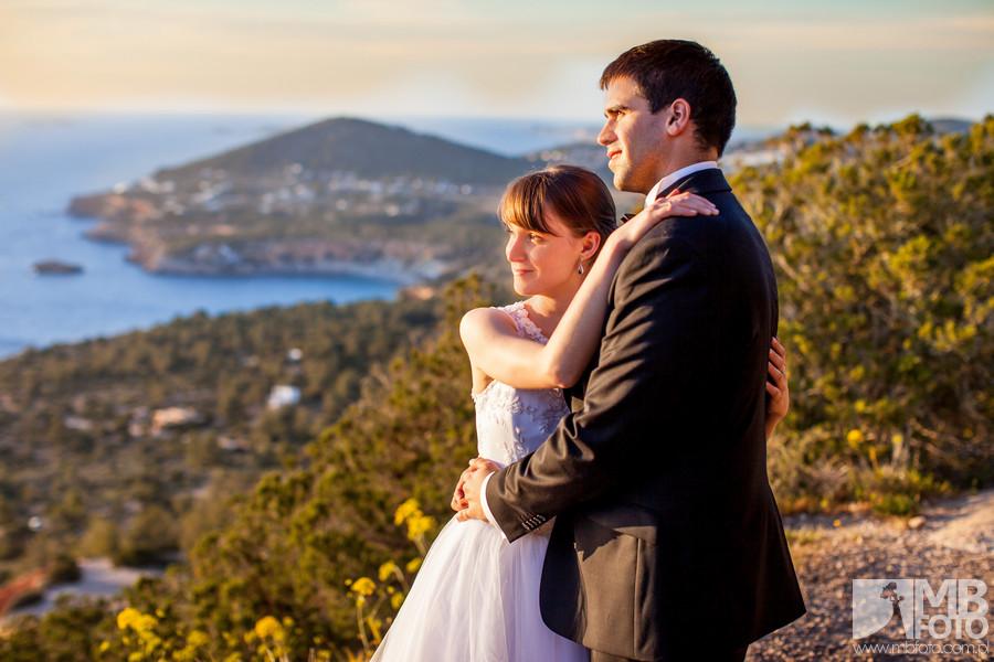 Ewa i Victor plener 120 Ewa i Victor | Ibiza | plener ślubny dzień 1