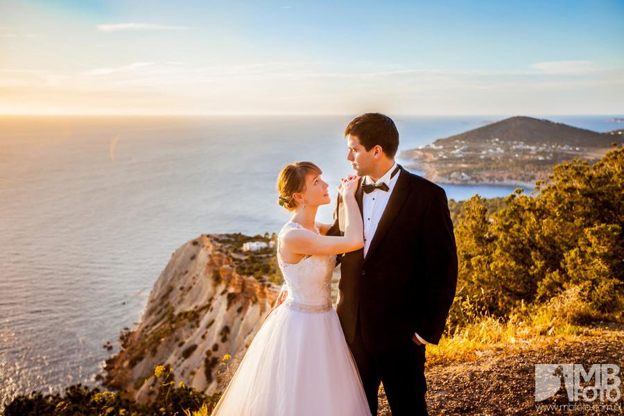 Ewa i Victor plener 121 Ewa i Victor | Ibiza | plener ślubny dzień 1