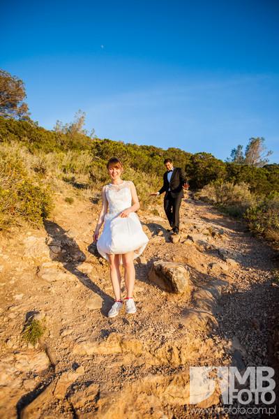 Ewa i Victor plener 123 Ewa i Victor | Ibiza | plener ślubny dzień 1