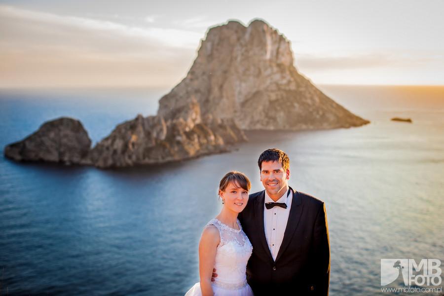 Ewa i Victor plener 127 Ewa i Victor | Ibiza | plener ślubny dzień 1