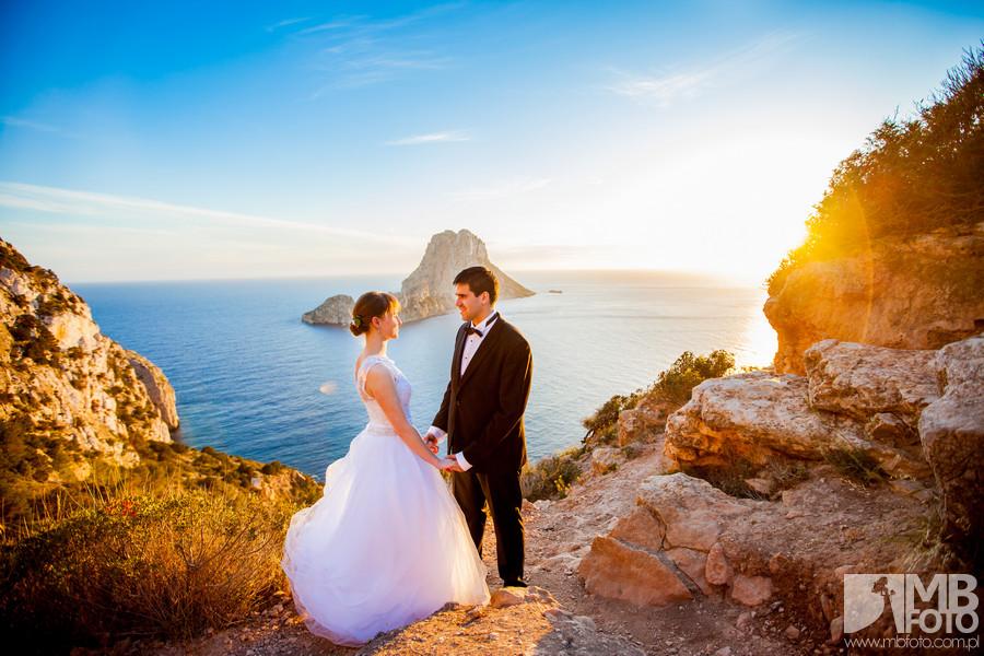 Ewa i Victor plener 128 Ewa i Victor | Ibiza | plener ślubny dzień 1