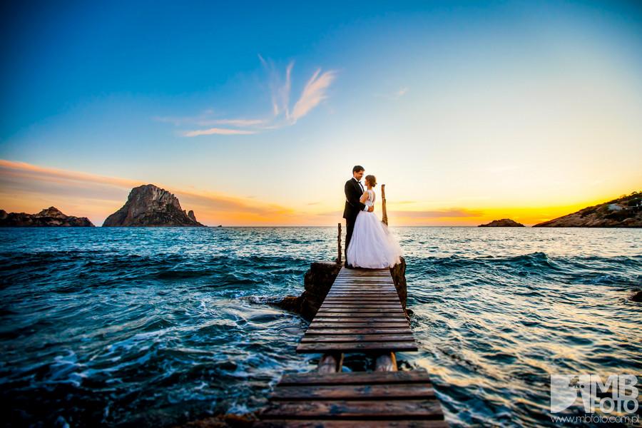 Ewa i Victor plener 132 Ewa i Victor | Ibiza | plener ślubny dzień 1