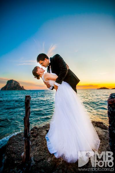 Ewa i Victor plener 134 Ewa i Victor | Ibiza | plener ślubny dzień 1