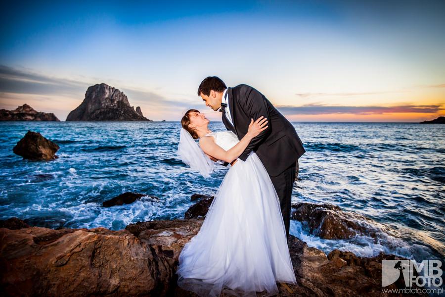 Ewa i Victor plener 138 Ewa i Victor | Ibiza | plener ślubny dzień 1