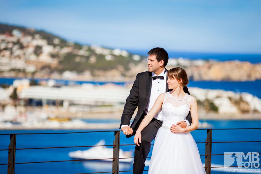 Ewa i Victor plener 16 Ewa i Victor | Ibiza | plener ślubny dzień 1
