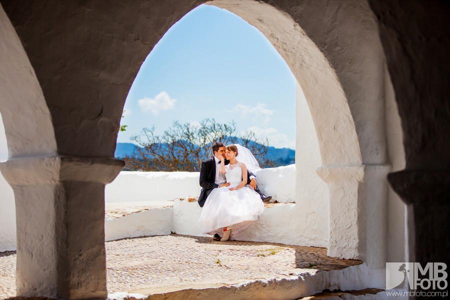 Ewa i Victor plener 180 Ewa i Victor | Ibiza | plener ślubny dzień 2