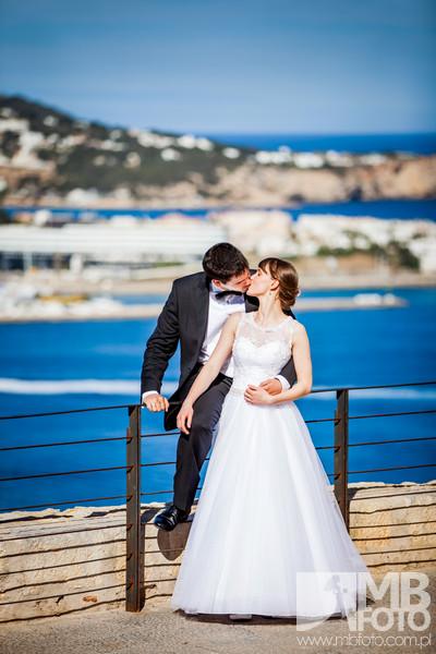 Ewa i Victor plener 21 Ewa i Victor | Ibiza | plener ślubny dzień 1