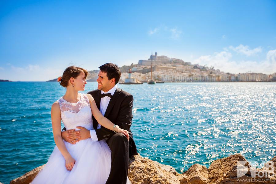 Ewa i Victor plener 217 Ewa i Victor | Ibiza | plener ślubny dzień 2