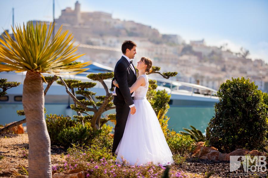 Ewa i Victor plener 250 Ewa i Victor | Ibiza | plener ślubny dzień 2