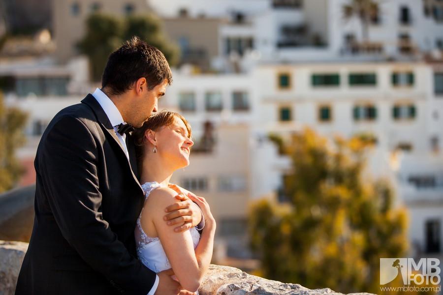 Ewa i Victor plener 291 Ewa i Victor | Ibiza | plener ślubny dzień 2