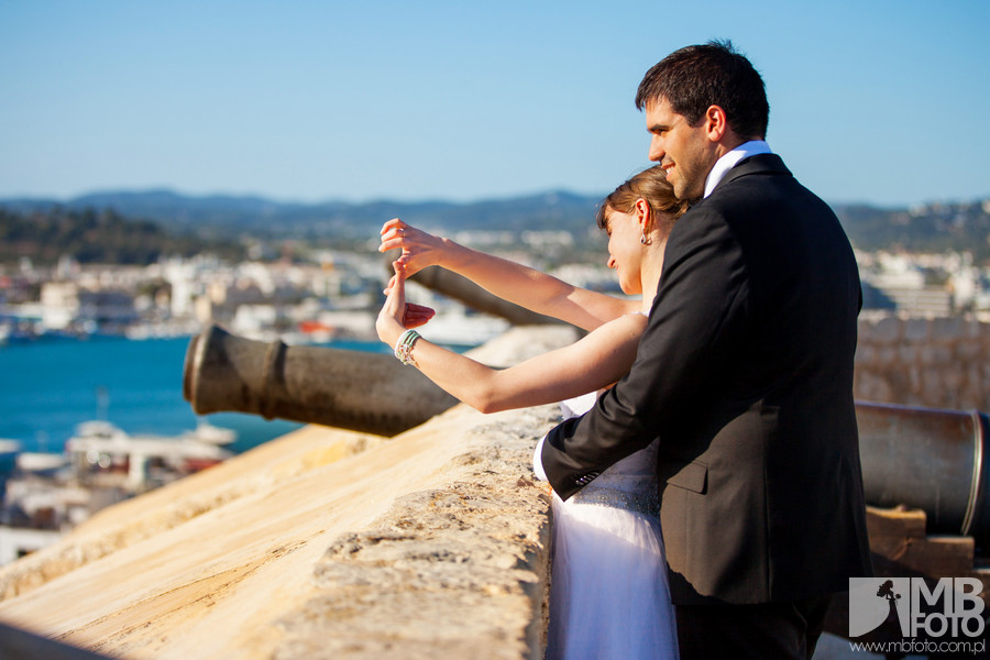 Ewa i Victor plener 293 Ewa i Victor | Ibiza | plener ślubny dzień 2