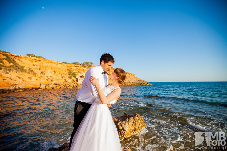 Ewa i Victor plener 333 Ewa i Victor | Ibiza | plener ślubny dzień 2