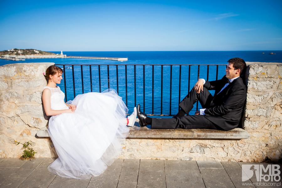 Ewa i Victor plener 62 Ewa i Victor | Ibiza | plener ślubny dzień 1