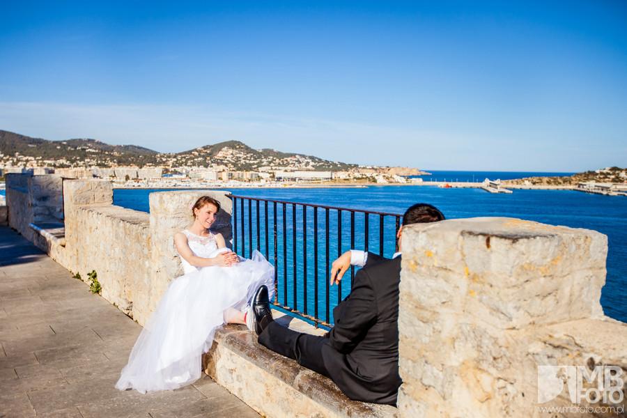 Ewa i Victor plener 63 Ewa i Victor | Ibiza | plener ślubny dzień 1