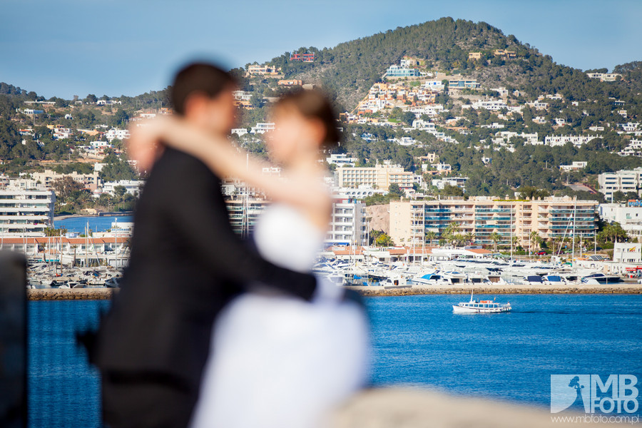 Ewa i Victor plener 72 Ewa i Victor | Ibiza | plener ślubny dzień 1
