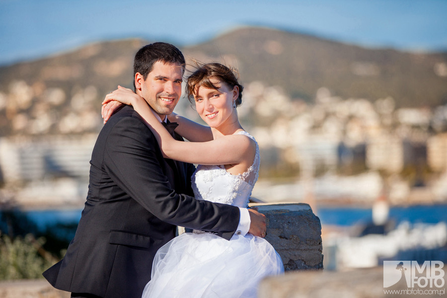 Ewa i Victor plener 73 Ewa i Victor | Ibiza | plener ślubny dzień 1