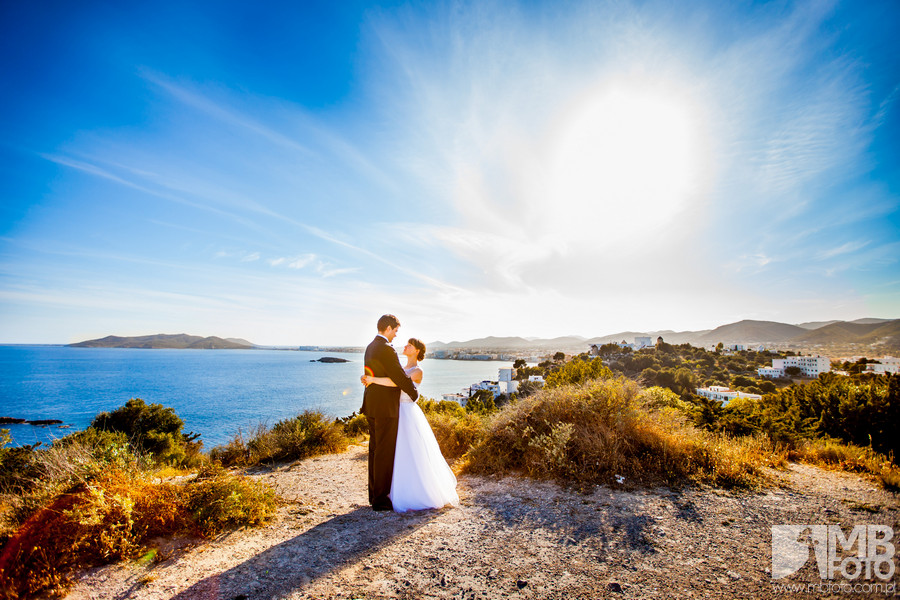 Ewa i Victor plener 88 Ewa i Victor | Ibiza | plener ślubny dzień 1