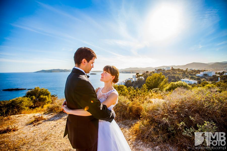 Ewa i Victor plener 90 Ewa i Victor | Ibiza | plener ślubny dzień 1