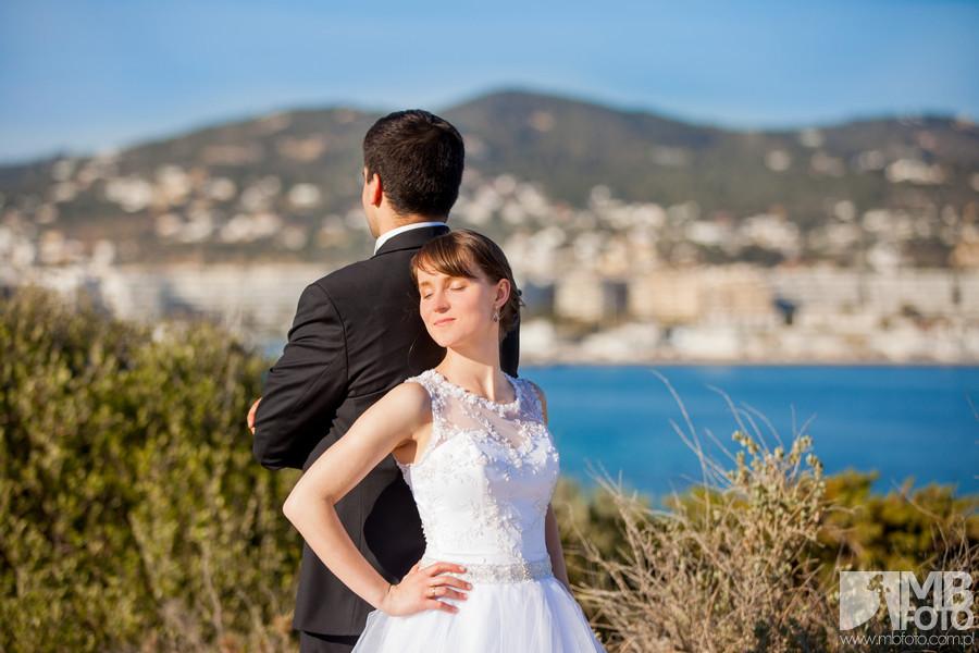 Ewa i Victor plener 93 Ewa i Victor | Ibiza | plener ślubny dzień 1