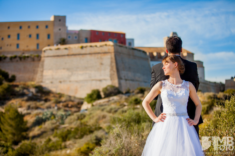 Ewa i Victor plener 94 Ewa i Victor | Ibiza | plener ślubny dzień 1