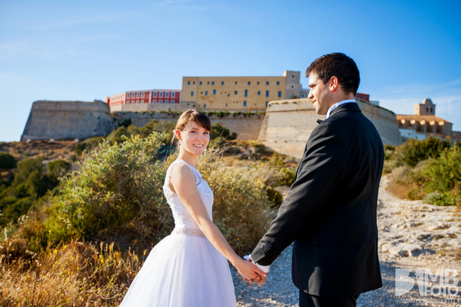 Ewa i Victor plener 99 Ewa i Victor | Ibiza | plener ślubny dzień 1