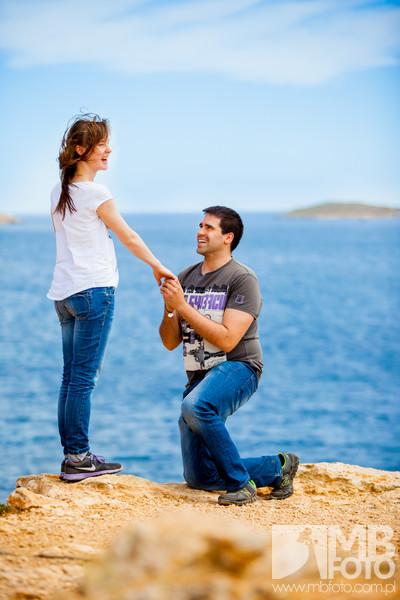 Ibiza 36 Ewa i Victor | Ibiza | plener ślubny dzień 1