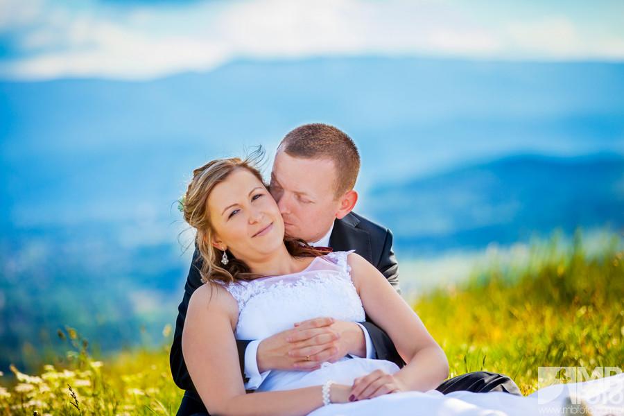 Paulina i Piotr plener 167 Paulina i Piotr | plener ślubny | Jelenia Góra | Kaolin