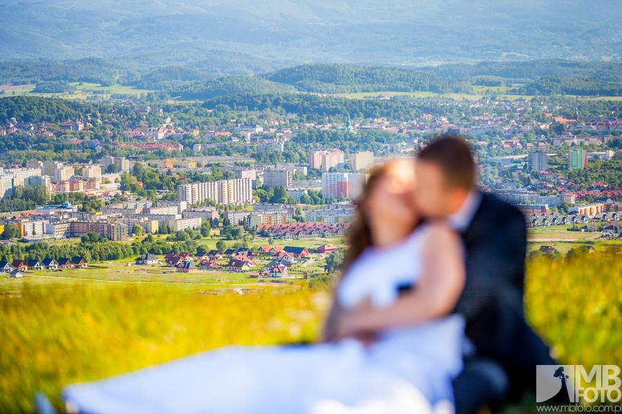Paulina i Piotr plener 172 Paulina i Piotr | plener ślubny | Jelenia Góra | Kaolin