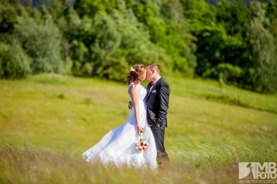 Paulina i Piotr plener 180 Paulina i Piotr | plener ślubny | Jelenia Góra | Kaolin