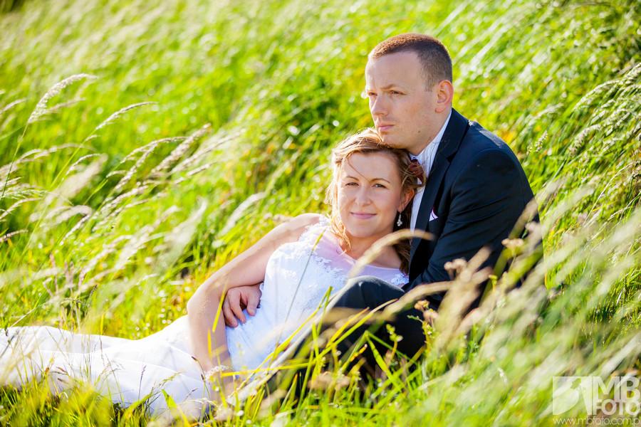 Paulina i Piotr plener 210 Paulina i Piotr | plener ślubny | Jelenia Góra | Kaolin