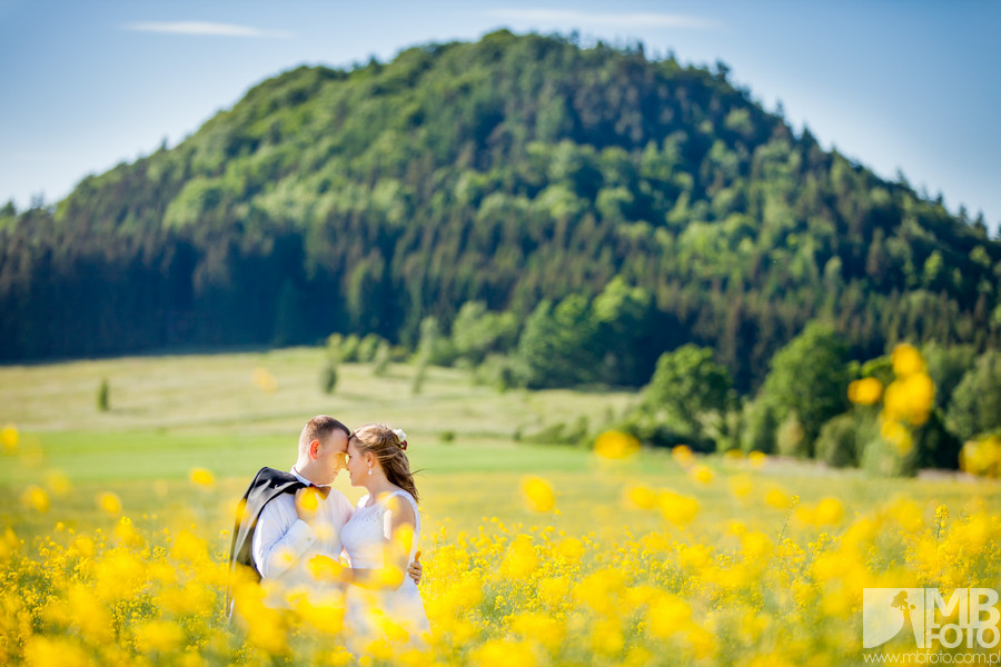 Paulina i Piotr plener 218 Paulina i Piotr | plener ślubny | Jelenia Góra | Kaolin