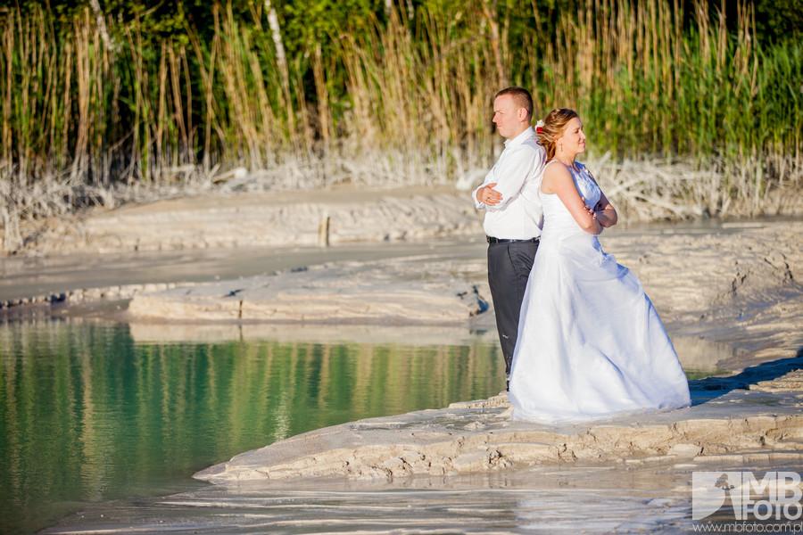 Paulina i Piotr plener 234 Paulina i Piotr | plener ślubny | Jelenia Góra | Kaolin