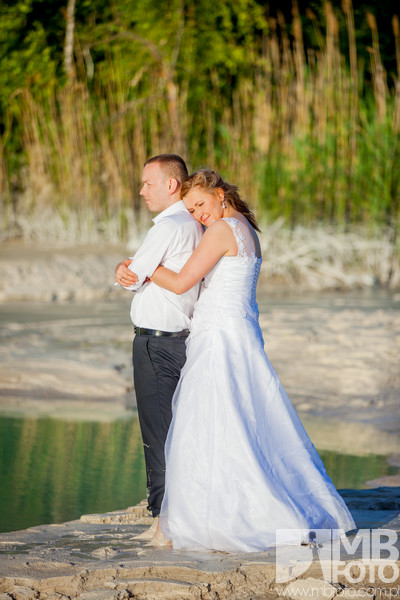 Paulina i Piotr plener 235 Paulina i Piotr | plener ślubny | Jelenia Góra | Kaolin