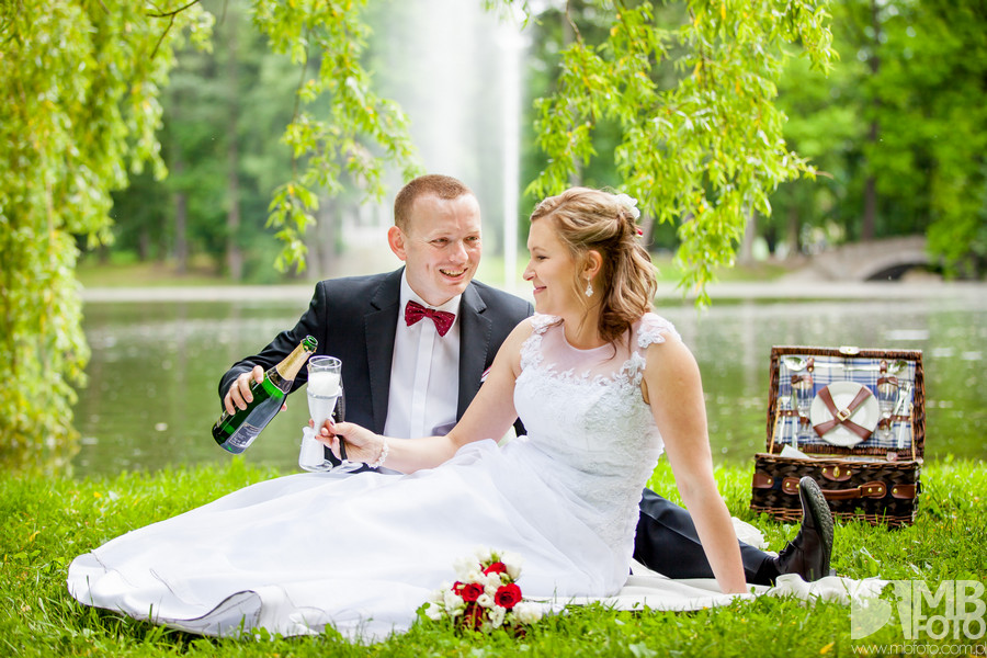 Paulina i Piotr plener 45 Paulina i Piotr | plener ślubny | Jelenia Góra | Kaolin