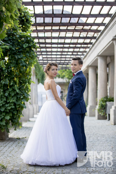 Kasia i Marcin plener 117 Kasia i Marcin   plener ślubny Wrocław