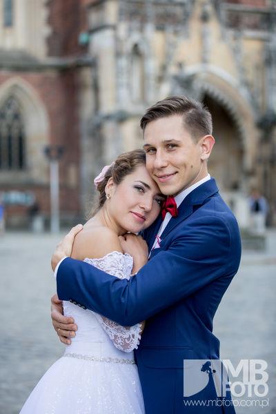 Kasia i Marcin plener 18 Kasia i Marcin   plener ślubny Wrocław