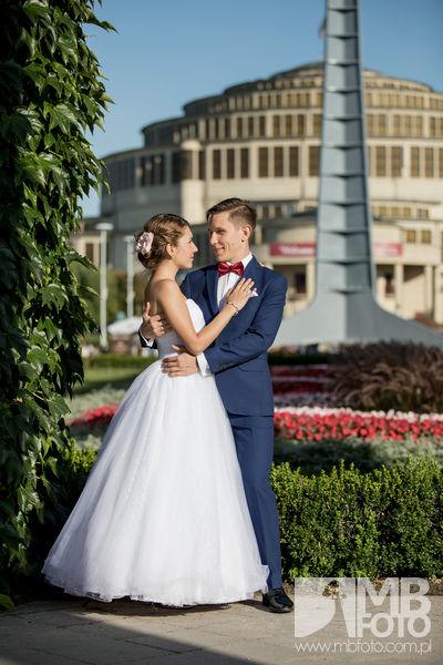 Kasia i Marcin plener 93 Kasia i Marcin   plener ślubny Wrocław