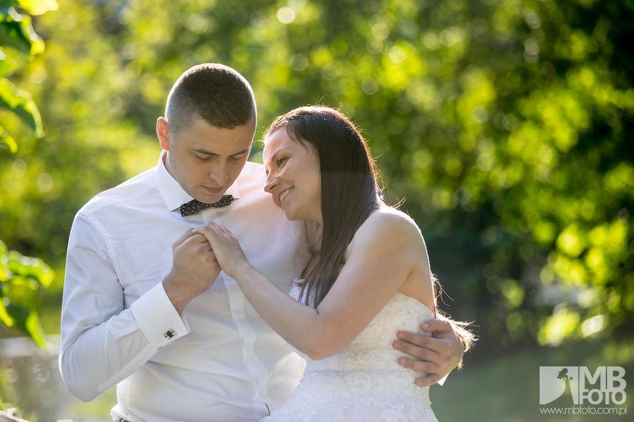 Marta i Szymon plener 102 Marta i Szymon | plener ślubny | zamek Bad Muskau | Most Rakotza w Kromlau