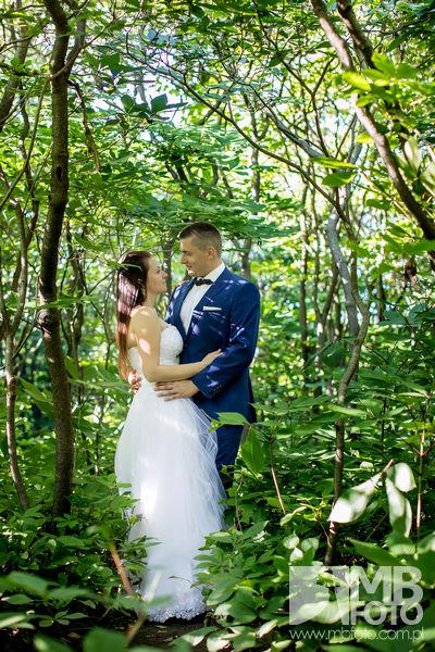 Marta i Szymon plener 70 Marta i Szymon | plener ślubny | zamek Bad Muskau | Most Rakotza w Kromlau
