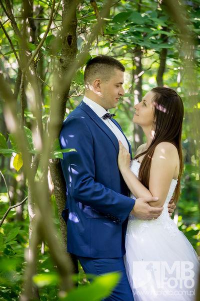 Marta i Szymon plener 71 Marta i Szymon | plener ślubny | zamek Bad Muskau | Most Rakotza w Kromlau