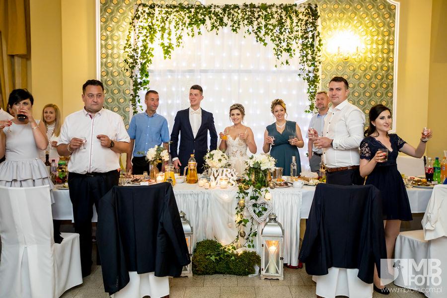 Justyna i Piotr 956 Justyna i Piotr | Bolesławiec | Hotel Garden